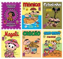Livro - Coleção Histórica Turma da Monica 36 -