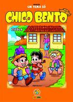 Livro - Coleção Um Tema Só - Chico Bento: Escola -