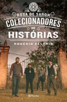 Livro - Colecionadores de histórias -