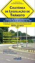 Livro - Coletânea de legislação de trânsito -