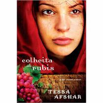 Livro Colheita de Rubis   Tessa Afsar - Bvbooks