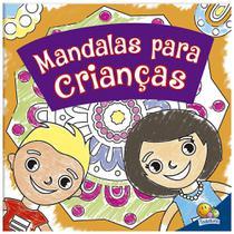 Livro - Colorindo mandalas: Mandalas para crianças -