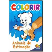 Livro - Colorir - Animais De Estimacao - Todolivro