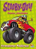 Livro - Colorir e atividades(GD)-Scooby-doo! Aventuras radicais! -