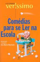 Livro - Comédias para se ler na escola -