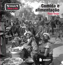 Livro - Comida e alimentação -