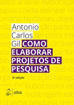Livro - Como Elaborar Projetos de Pesquisa -