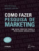 Livro - Como Fazer Pesquisa de Marketing -