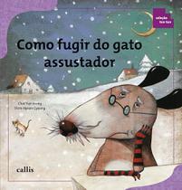 Livro - Como fugir do gato assustador -