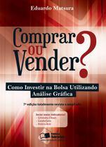 Livro - Comprar ou vender? - Como investir na bolsa utilizando análise gráfica