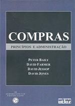 Livro - Compras : princípios e administração -