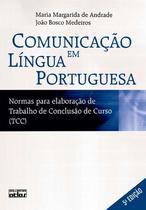 Livro - Comunicação Em Língua Portuguesa -