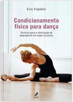 Livro - Condicionamento físico para dança -