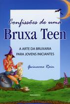 Livro - Confissões de uma Bruxa Teen -