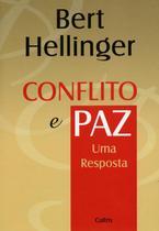 Livro - Conflito e Paz -