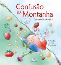 Livro - Confusão na montanha -