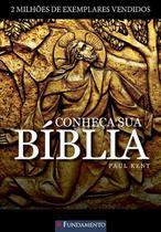 Livro - Conheça Sua Bíblia -