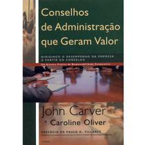 Livro - Conselhos de Administração que Geram Valor -