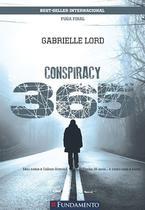 Livro - Conspiracy 365 - Livro 12 Dezembro - Fuga Final -