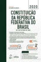 Livro - Constituição da República Federativa do Brasil - De 5 de Outubro de 1988 -