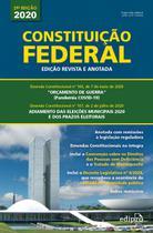 Livro - Constituição Federal - 2020 -