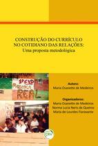 Livro - Construção do currículo no cotidiano das relações -