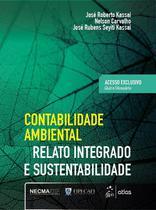 Livro - Contabilidade Ambiental - Relato Integrado e Sustentabilidade -
