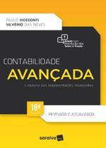 Livro - Contabilidade avançada e análise das demonstrações financeiras -
