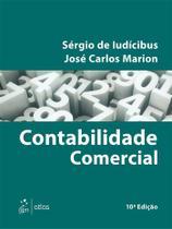 Livro - Contabilidade Comercial - Texto -