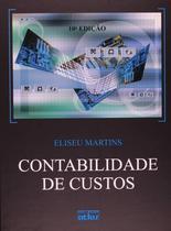 Livro - Contabilidade De Custos (Livro-Texto) -