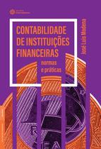 Livro - Contabilidade de instituições financeiras -
