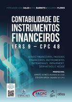 Livro - Contabilidade de Instrumentos Financeiros - IFRS 9 - CPC 48 -