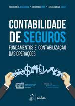 Livro - Contabilidade de Seguros - Fundamentos e Contabilização das Operações -