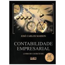 Livro - Contabilidade Empresarial (Livro De Exercícios) -