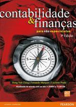 Livro - Contabilidade & Finanças Para não Especialistas -