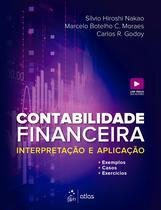 Livro - Contabilidade Financeira - Interpretação e Aplicação -