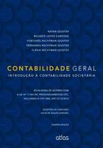 Livro - Contabilidade Geral: Introdução À Contabilidade Societária -