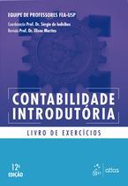 Livro - Contabilidade Introdutória - Livro de Exercícios -
