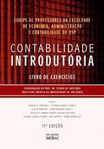 Livro - Contabilidade Introdutória (Livro De Exercícios) -