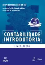Livro - Contabilidade Introdutória - Livro Texto -