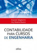 Livro - Contabilidade Para Cursos De Engenharia -