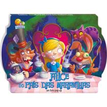Livro - Contos clássicos pop-up: Alice no país das maravilhas -