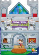 Livro - Contos de aventuras: os cavaleiros do castelo do dragão -