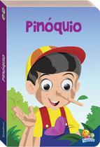 Livro - Contos de fada com olhinhos agitados: Pinóquio -