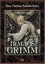 Livro - Contos dos Irmãos Grimm -
