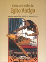 Livro - Contos e lendas do Egito Antigo -