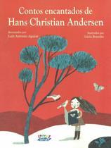Livro - Contos encantados de Hans Christian Andersen -