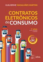 Livro - Contratos Eletrônicos de Consumo -