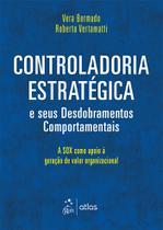 Livro - Controladoria Estratégica E Seus Desdobramentos Comportamentais -