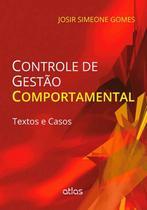 Livro - Controle De Gestão Comportamental: Textos E Casos -
